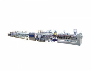 Series Extrussion Line 3