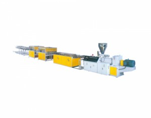 Series Extrussion Line 8